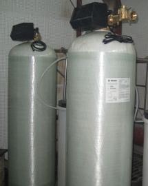 20T/H钠离子交换全自动双罐软水器