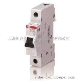 ABB微型断路器S200全系现货特价
