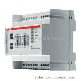 ABB导轨安装元件剩余电流监视器