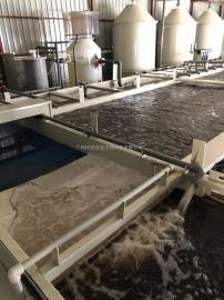 大型工厂化塑料养殖池,集装箱循环水处理系统,工厂化水产养殖