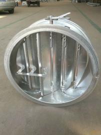 供应镀锌板FF-05圆形风量调节阀