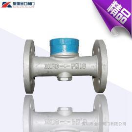 CS49H高温高压圆盘式疏水阀 铸钢圆盘式疏水阀 法兰圆盘疏水阀