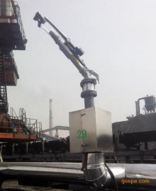 喷枪站-工矿防尘洒水喷淋工业降尘系统