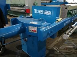 厂家供应50平方隔膜压滤机 高压隔膜污水污泥压榨干 效率高
