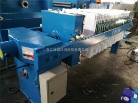 厂家供应10平方板框压滤机 机床切削液乳化污泥过滤