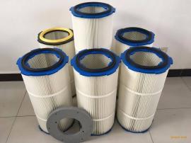 除尘滤芯 除尘空气滤芯 除尘器滤芯 聚酯纤维滤芯 覆膜滤芯