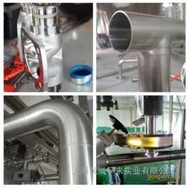 戈岚孚来GFO国产啤酒饮料工程安装管道自动焊机