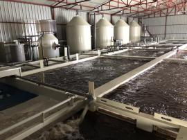 工厂化循环水养殖设备 工厂化水产养殖设备 循环水养殖系统