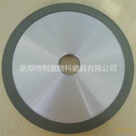 外圆磨树脂金刚石砂轮 合金砂轮片 平形金刚石砂轮