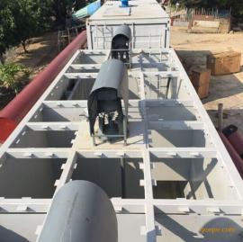 移动式超磁分离应急污水处理
