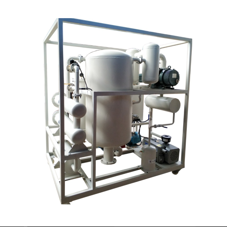 ZLA-100型变压器油双级真空滤油机