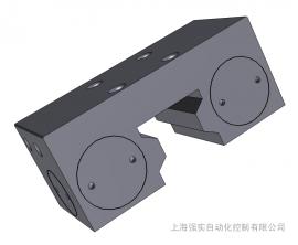 HIWIN滚柱导轨RGH25CA适用钳制器气压常开型导轨锁MK2512F