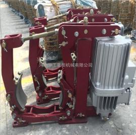 卷扬机制动器 龙门吊制动器 铝罐制动器 YWZ9电力液压鼓式制动器