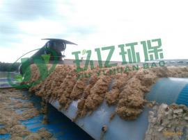 砂场泥浆挤干机,陶瓷污泥压榨机