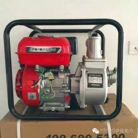 便携式汽油水泵YT20WP