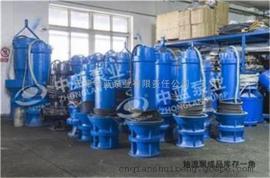 潜水混流泵用于农田灌溉