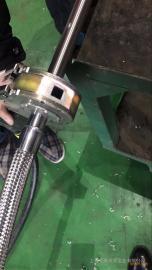 生物发酵小管径管道自动焊机