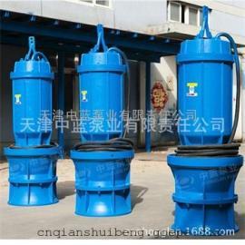 潜水混流泵用于工矿船坞
