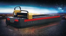 铝合金板、镀锌板、电解板等优质切割光纤激光切割机-天成精工