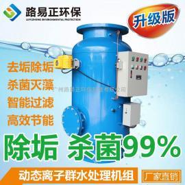 动态离子群水处理机组 路易正牌水处理设备 除垢?#26412;?#28781;藻