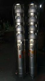 新泰深井泵安装井用潜水电泵深井泵农用潜水泵