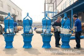 潜水轴流泵用于供水工程