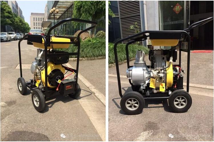 伊藤动力2寸3寸4寸6寸柴油机水泵YT30DPE-2