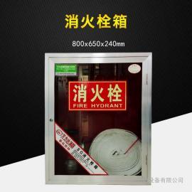 铝合金消火栓箱消防箱国标组合式室内消火栓箱试验型消火栓箱