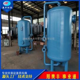不锈钢机械多介质过滤罐 石英砂过滤罐 活性炭过滤罐 机械过滤器