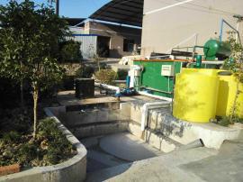 生猪养殖场污水处理设备
