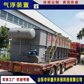 厂家直销溶气气浮机 平流式气浮机 一体化气浮机 碳钢气浮机
