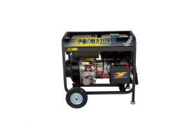 伊藤YT9000E3手推式6KW柴油发电机报价