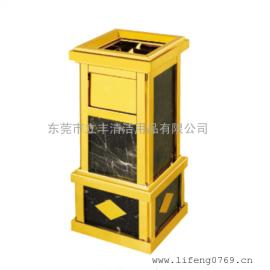 LF-H13方座式云石果皮箱