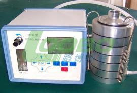 微生物采样器是将微生物收集到半固态的营养琼脂表面上