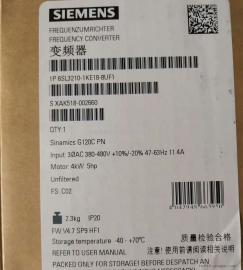 西门子6SL3210-1KE18-8UF1