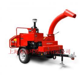 维邦WBCH160大型16公分粗枝粉碎机 柴油动力碎枝机树枝粉碎机