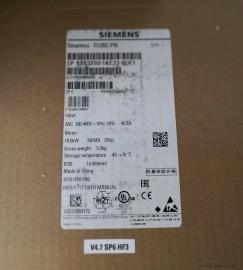 西门子6SL3210-1KE23-8UF1
