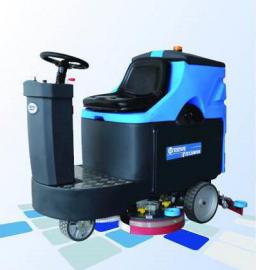 工厂用大型驾驶式洗地机