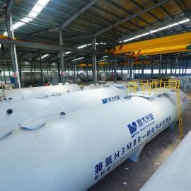 20T/D恒大兼氧H3MBR一体化污水处理设备用于乡镇污水厂PPP项目