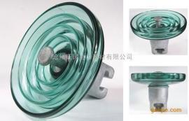 LXHY-100防污型钢化玻璃绝缘子
