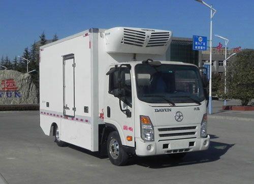 4.2米新能源冷藏车价格