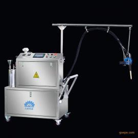 双组份液体硅胶自动配胶机 硅胶自动混胶机