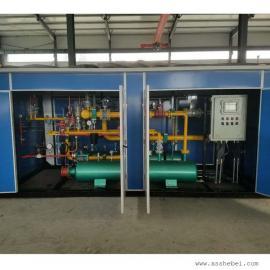 供应CNG燃气调压箱 LNG天然气减压计量柜