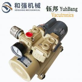 零售钰邦RV-16V干式旋片无油帮浦 LED分光机帮浦 0.4KW帮浦