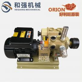 出售好利旺KRX1-P-VB-01 ORION气泵 小型无油旋片式真空泵 0.2KW