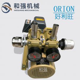 ORION好利旺真空泵KRX3-P-V-01旋片式无油泵印刷包装用气泵 风泵