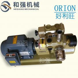 原装ORION好利旺帮浦KRX3-P-VB-03 干式无油旋片泵 真空帮浦