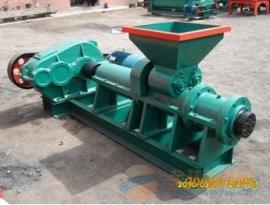 厂家热销煤棒机 高压碳粉制棒机 多功能节能环保空心花边煤棒机
