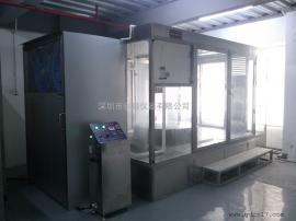 GJB150.8A-2009 标准综合淋雨试验房(IP-1.2)