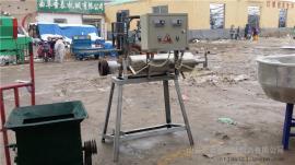 粉条粗细可调节的粉条机生产厂家 圣泰牌中小型红薯粉条机